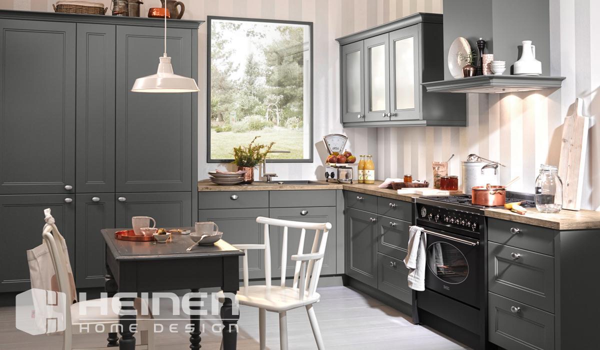landhaus k chen heinen home design. Black Bedroom Furniture Sets. Home Design Ideas